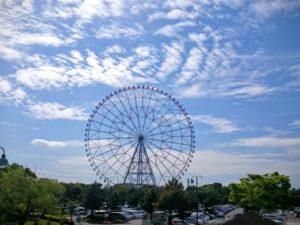 葛西臨海公園の大観覧車