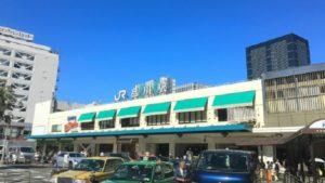 品川駅遠景
